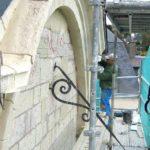 Rénovation de la Gendarmerie de Quimperlé