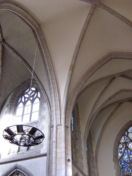 Rénovation de l'église Saint Mathieu de Quimper