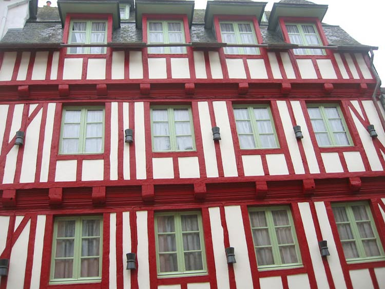 Decoration Maison Gasconne  Ef Bf Bd Colombage
