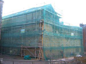 Rénovation de façade à Quimper