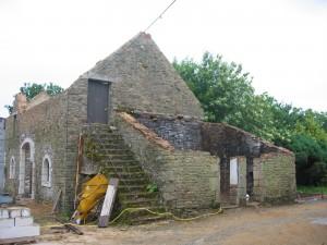 Maçonnerie rénovation à Riec-sur-Belon