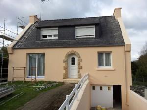 Isolation en polystyrène en Finistère