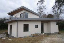 Isolation de maison dans le Sud Finistère