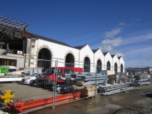 Rénovation de façades à Brest