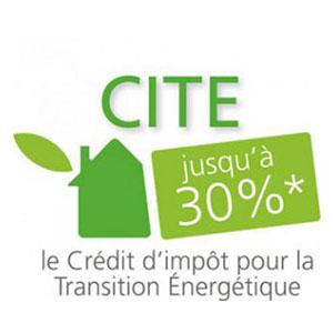 cite crédit d'impot transition énergetique